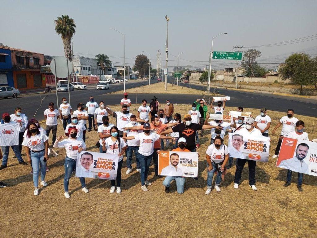 Movimiento Ciudadano Tlajomulco por Salvador Zamora