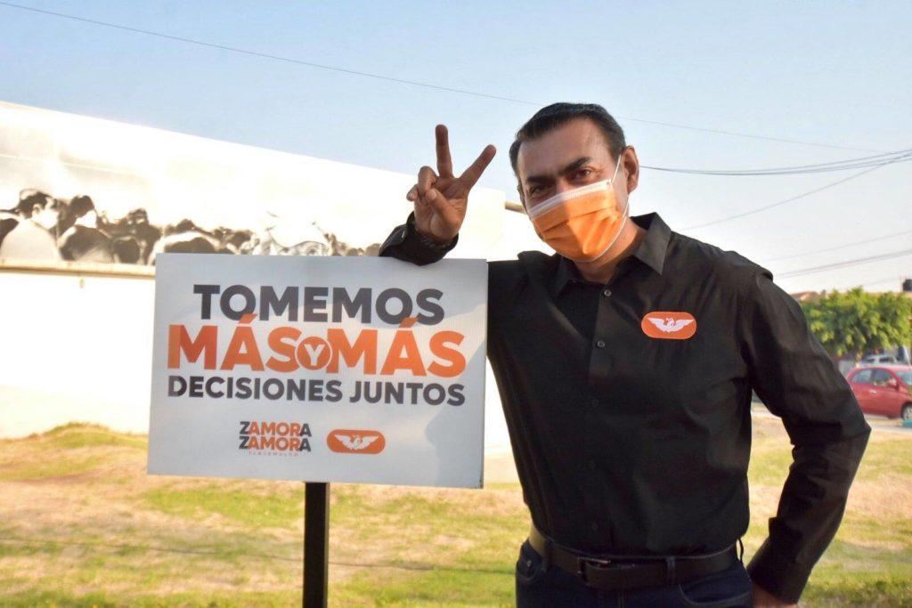 Salvador Zamora eje de propuestas 2