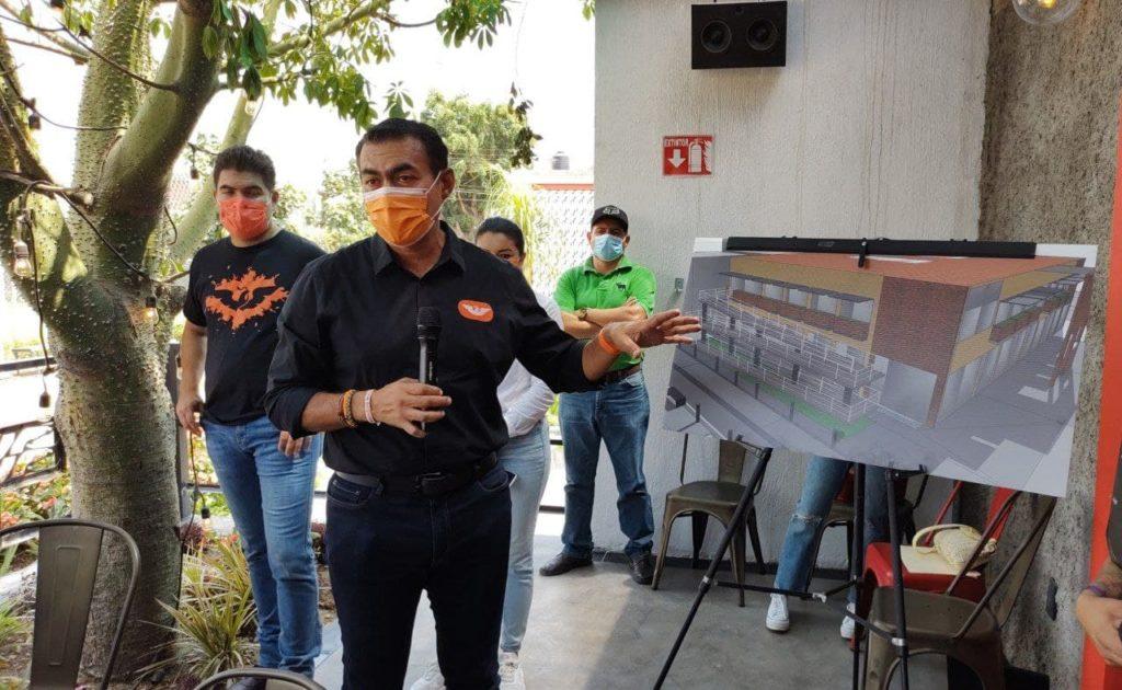 Salvador Zamora mercados y tianguis 1