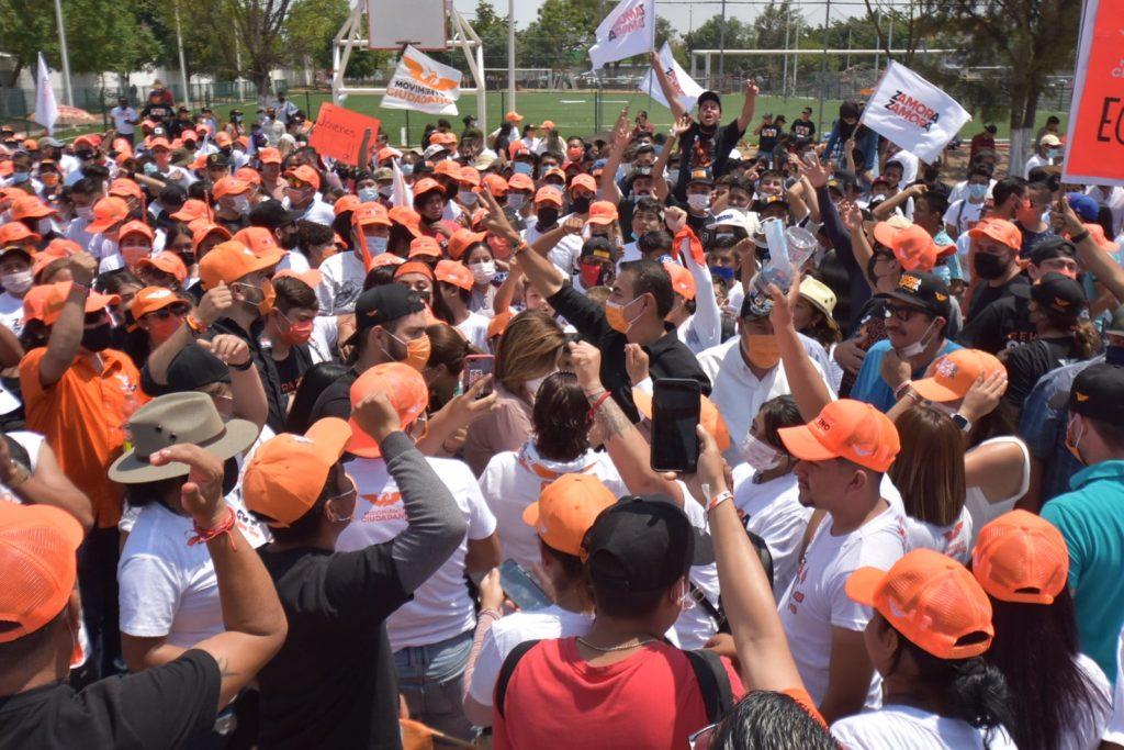 Salvador Zamora rehabilitar las escuelas 2