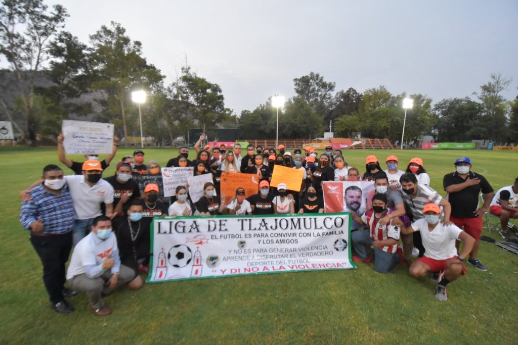 Salvador Zamora ligas deportivas 1